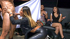 The Dancing Bear makes those panties wet!!